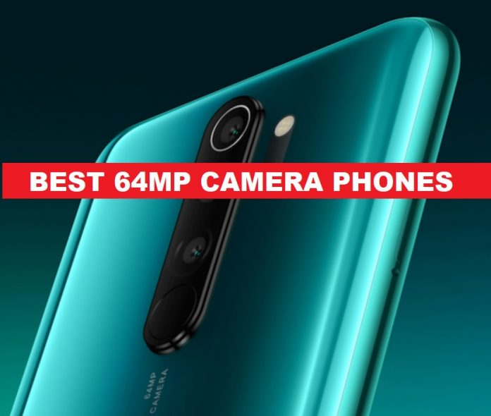 best-64mp-camera-phones