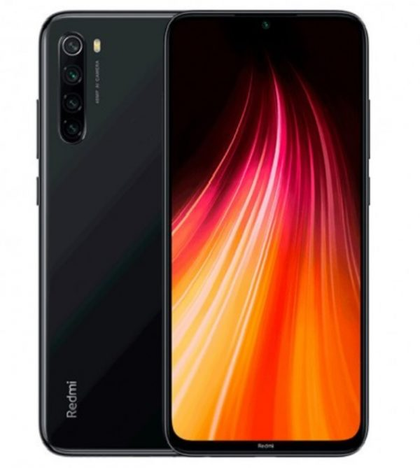Redmi Note 8 Black Color
