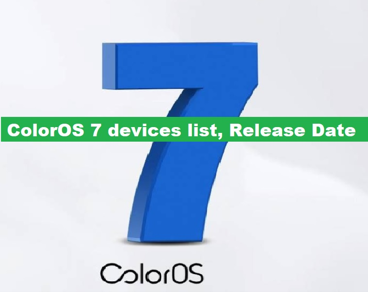 ColorOS 7 – Oppo, Realme phones list, release date, features, Android 10 Update