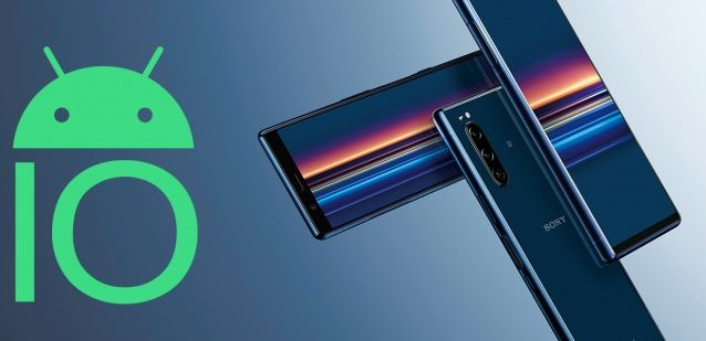 Sony Android 10