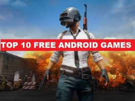 Top 10 Free Android Games 2019