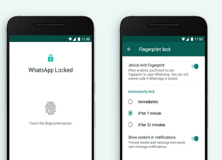 How to Enable WhatsApp Fingerprint Lock on Your Android Phone?