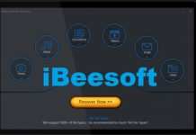iBeesoft-data-recovery-review