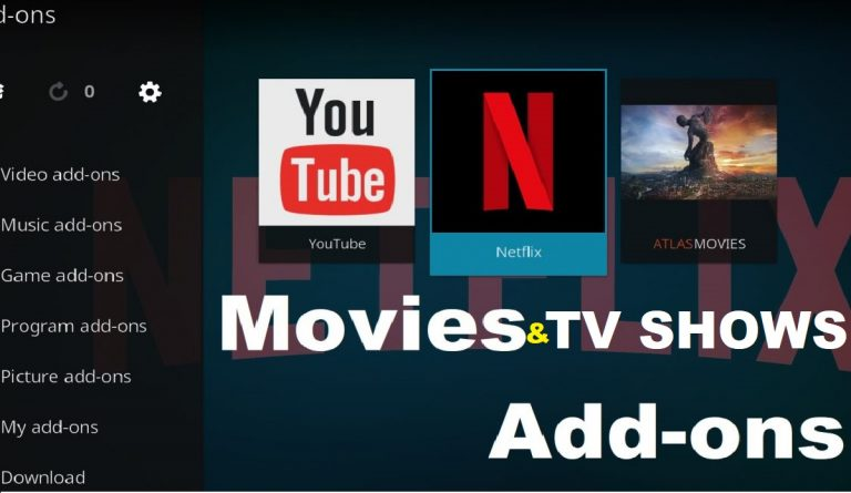 Best Kodi Addons for Movies & TV Shows